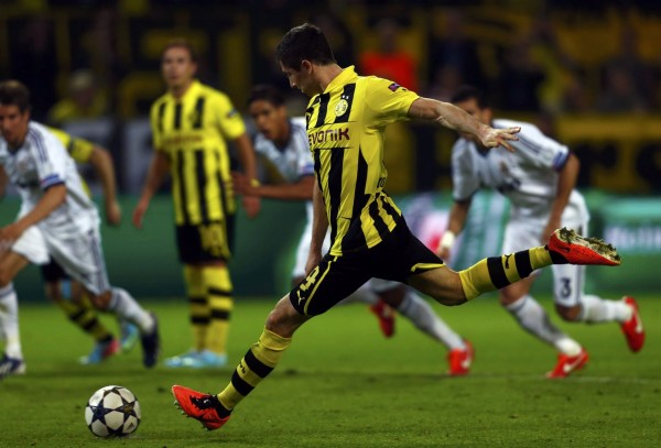 dortmund 600x407 UEFA Champions League Quarterfinals: Predicting Who'll Progress To The Last Four