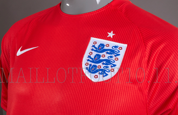 england world cup away shirt top England World Cup Home and Away Shirts From Nike: New Leaked [PHOTOS]