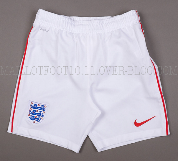 england world cup away shorts England World Cup Home and Away Shirts From Nike: New Leaked [PHOTOS]