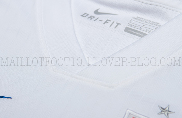 england world cup shirt collar England World Cup Home and Away Shirts From Nike: New Leaked [PHOTOS]