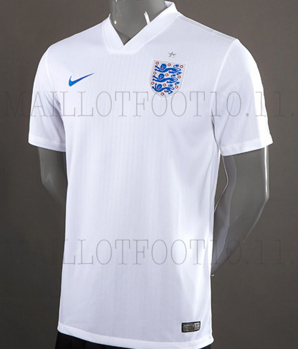 England World Cup Home and Away Shirts From Nike: New Leaked [PHOTOS]