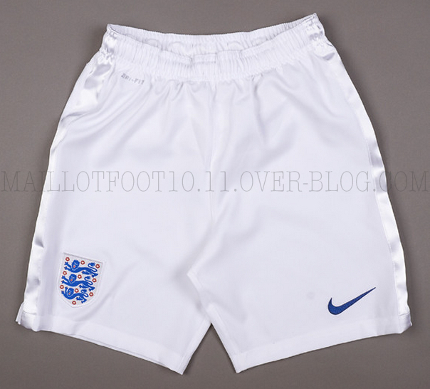 england world cup shorts England World Cup Home and Away Shirts From Nike: New Leaked [PHOTOS]