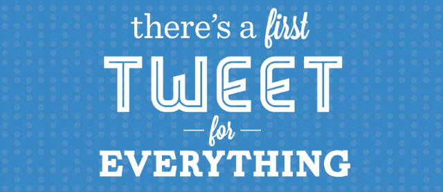 first tweet twitter graphic Read the First Soccer Tweets From Key Twitter Accounts