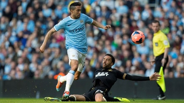 Manchester City's Premier League Ambitions Hang In The Balance