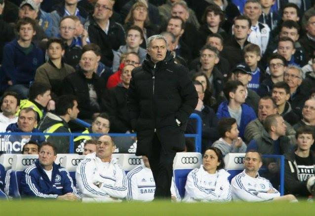 jose mourinho3 Chelsea Manager Jose Mourinho Charged With Improper Conduct By FA