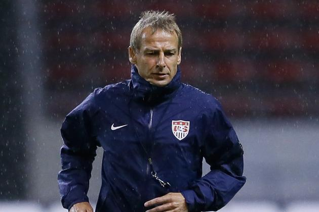 jurgen klinsmann Ukraine vs USMNT, England vs Denmark, Spain vs Italy and Other International Friendlies: Open Thread