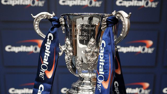league cup trophy Capital One Cup Final   Manchester City vs Sunderland: Open Thread