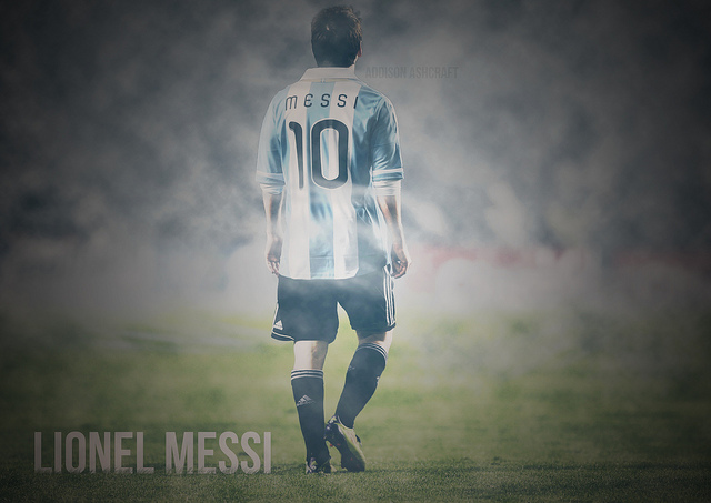 leo messi1 Messi's World Cup
