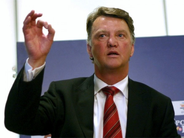louis van gaal1 600x450 5 Leading Contenders to Replace David Moyes as Manager of Manchester United