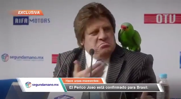 miguel herrera WATCH Mexico Coach Miguel Herrera Poking Fun At Referees In New TV Commercial [VIDEO]
