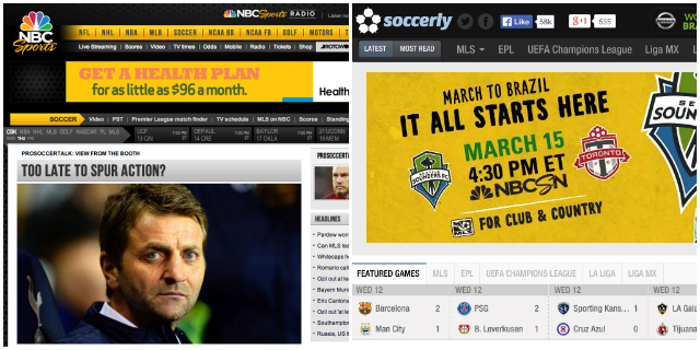 nbc soccerly NBC Sports Announces Partnership Deal With Soccerly