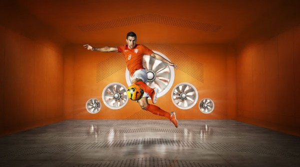 netherlands world cup shirt home ob 600x334 Netherlands World Cup Home Shirt Unveiled: Modernity, Retro and Class Combined Into One: Official [PHOTOS]