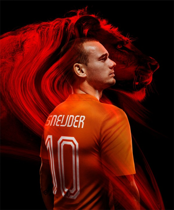 netherlands world cup shirt numbers 600x723 Netherlands World Cup Home Shirt Unveiled: Modernity, Retro and Class Combined Into One: Official [PHOTOS]