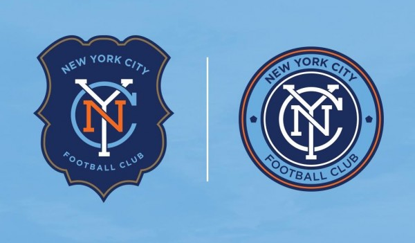 nycfc crest designs 600x351 New York City FC Invites Fans to Decide on Final Team Badge