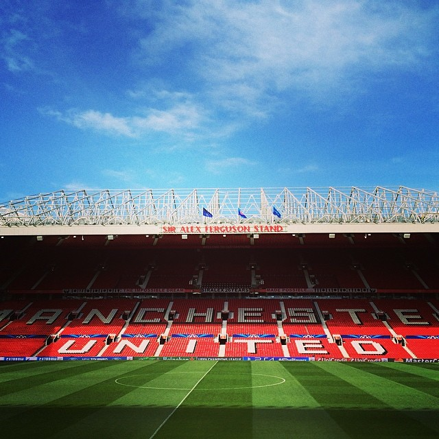 old trafford The Sleeping Giants at Manchester United Might Finally Be Waking Up