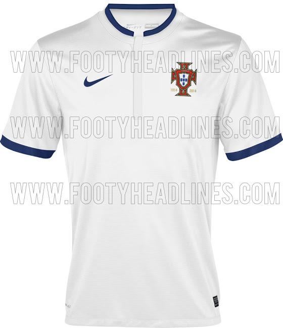 portugal world cup away shirt Portugal Away Shirt For FIFA World Cup 2014: Leaked [PHOTO]