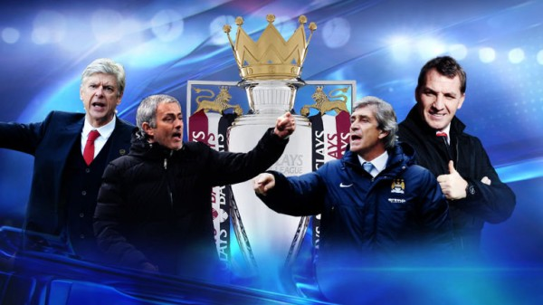 premier league title race 600x337 Which Club Will Win This Season's Premier League?