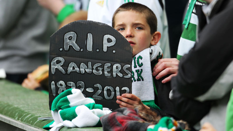 Feeling the Loss of One of Soccer's Greatest Rivalries: The Old Firm