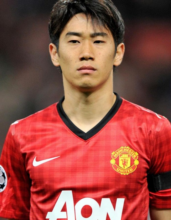 shinji kagawa 600x771 Its Time For Kagawa To Leave Manchester United; 3 Premier League Teams That Could Be A Good Fit