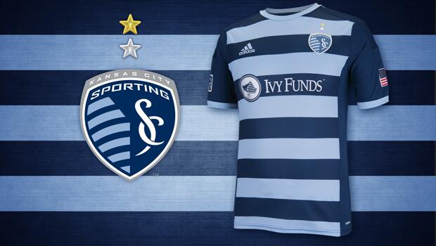 sporting kansas city away shirt Sporting Kansas City Away Shirt For 2014 MLS Season Revealed: Media Event & Trophy Party [PHOTOS]