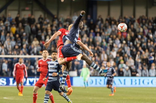 sporting kansas city earthquakes a 600x399 Sporting Kansas City 1 0 San Jose Earthquakes: Exclusive [PHOTOS]