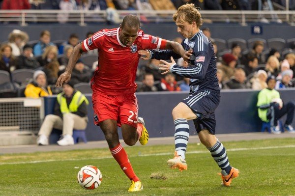 sporting kansas city earthquakes b 600x399 Sporting Kansas City 1 0 San Jose Earthquakes: Exclusive [PHOTOS]
