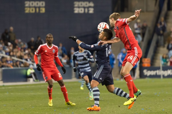 sporting kansas city earthquakes f 600x399 Sporting Kansas City 1 0 San Jose Earthquakes: Exclusive [PHOTOS]