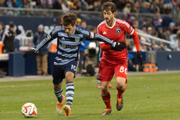 sporting kansas city earthquakes g 600x399 Sporting Kansas City 1 0 San Jose Earthquakes: Exclusive [PHOTOS]