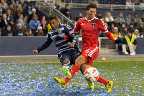 sporting kansas city earthquakes h 600x399 Sporting Kansas City 1 0 San Jose Earthquakes: Exclusive [PHOTOS]