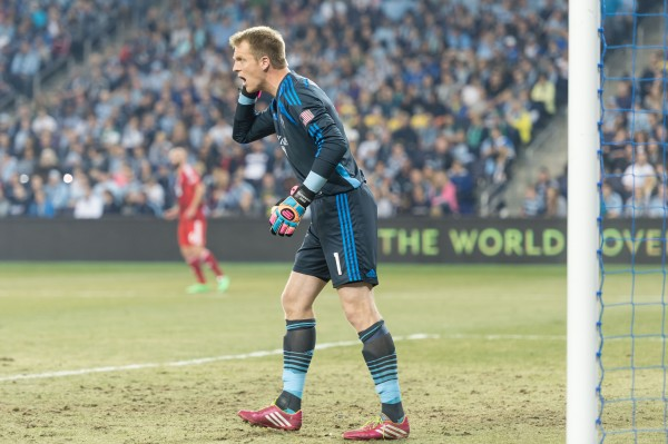 sporting kansas city fc dallas b 600x399 Sporting Kansas City 1 1 FC Dallas: Exclusive Gameday [PHOTOS]