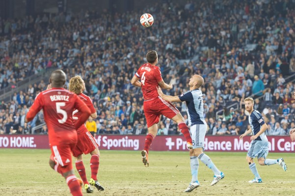 sporting kansas city fc dallas c 600x399 Sporting Kansas City 1 1 FC Dallas: Exclusive Gameday [PHOTOS]