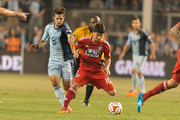 sporting kansas city fc dallas m 600x400 Sporting Kansas City 1 1 FC Dallas: Exclusive Gameday [PHOTOS]