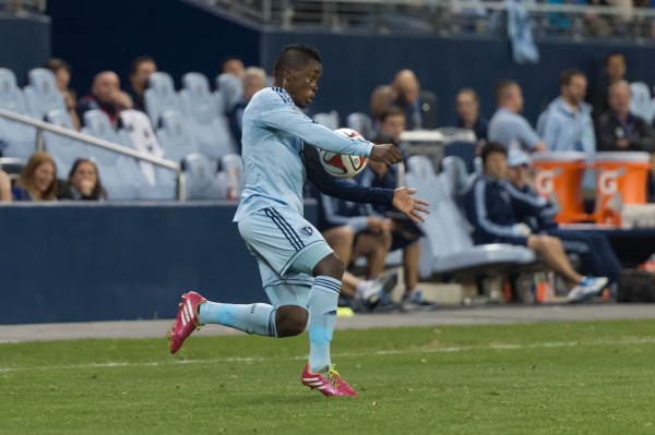 sporting kansas city fc dallas x1 600x399 Sporting Kansas City 1 1 FC Dallas: Exclusive Gameday [PHOTOS]