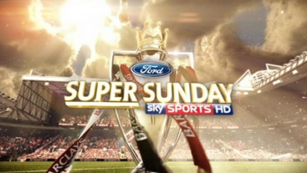 super sunday 600x338 Manchester United vs Liverpool & Tottenham vs Arsenal, Gameweek 30: Open Thread