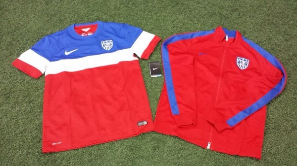 Confirmation That This Is USMNT s World Cup Away Jersey For 2014  New  Leaked  PHOTOS  a65c4efb6