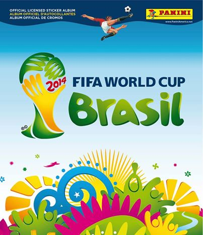Panini Stickers for 2014 FIFA World Cup Now Available In Stores Nationwide