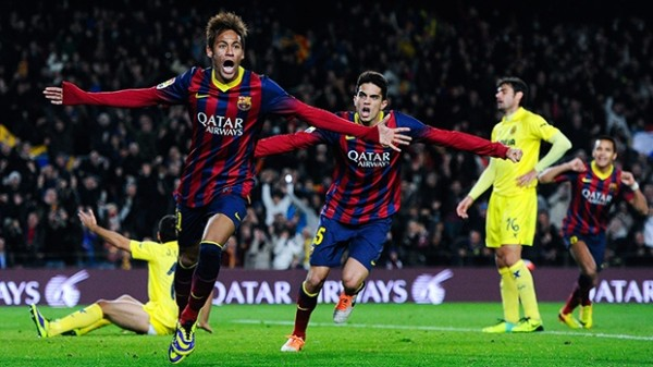 Barca Villareal 600x337 Top 5 Must See Soccer Games On TV This Weekend