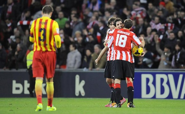 Bilbao Barca 600x371 Top 5 Must See Soccer Games On TV This Weekend