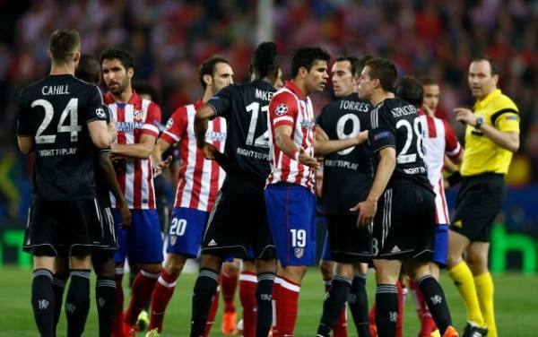 Chelsea Atleti 600x376 UEFA Champions League: What We've Learnt From This Week's Semi Finals