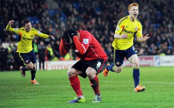 Colback CARDIFF 600x374 Top 5 Must See Soccer Games On TV This Weekend