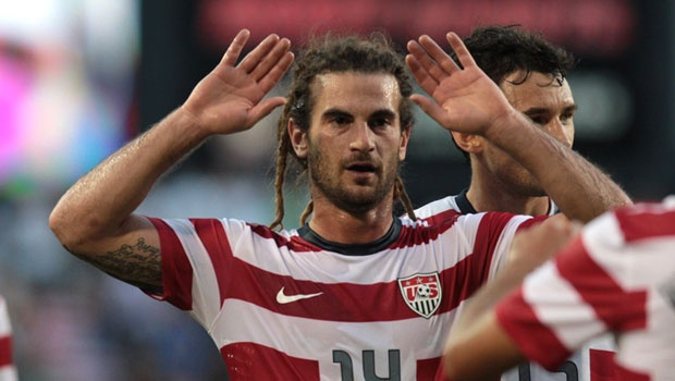 Kyle Beckerman Kyle Beckerman Deserves to be Named in USMNT World Cup Squad