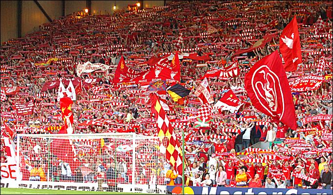 English giants Liverpool set to tour Australia in July 2015