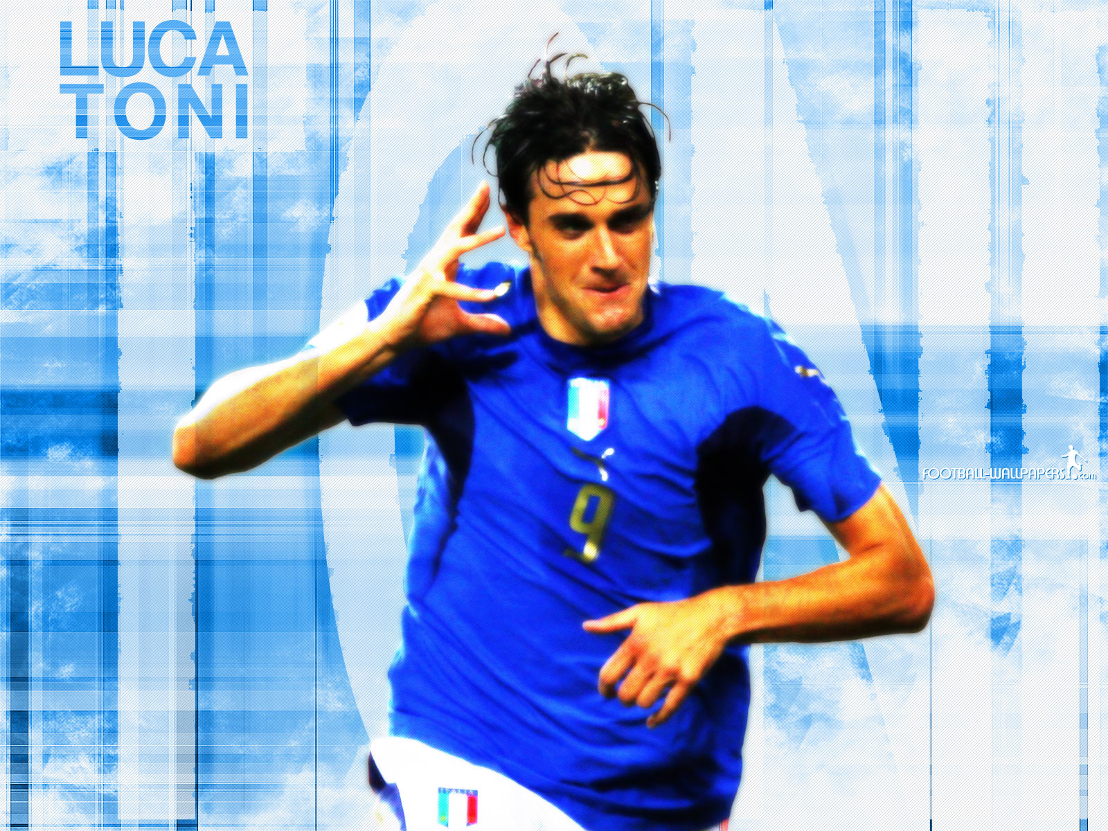 Why Not Take Luca Toni To The World Cup in Brazil?