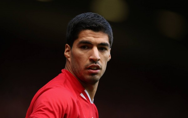 Luis Suarez Anfield 600x377 Real Madrid Will Have To Pay More Than Gareth Bale Transfer Fee To Sign Luis Suarez