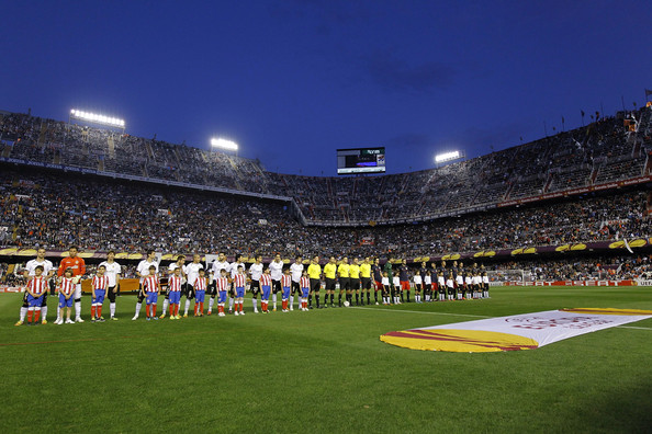 Mestalla Top 5 Must See Soccer Games On TV This Weekend