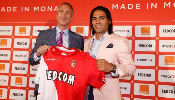 Radamel Falcao Monaco Wallpaper 600x344 Liverpool, Atletico Madrid, Juventus and Other European Teams That Capitalized on Recent Transfer Windows