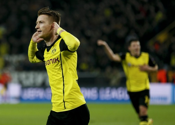 Reus Real 600x430 UEFA Champions League: What We've Learnt From This Week's Quarter Finals