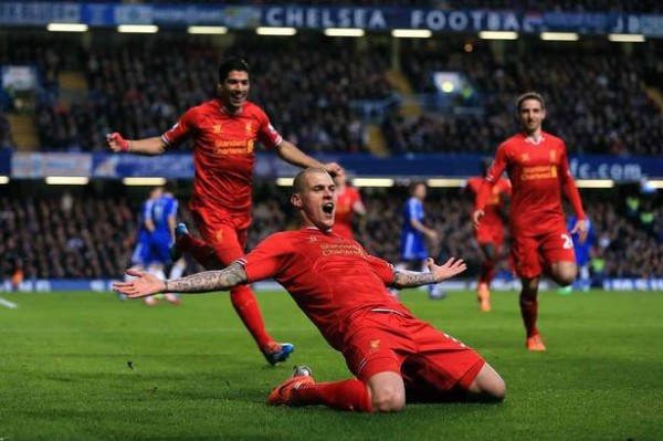 Skrtel 600x399 Top 5 Must See Soccer Games On TV This Weekend