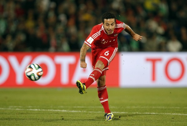 Thiago Alcantara 600x405 4 Players Who Warrant Places On Their World Cup Teams