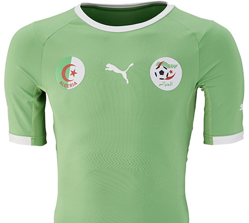 algeria world cup away shirt rev Got World Cup Fever? Order Your Favorite Official World Cup Jerseys